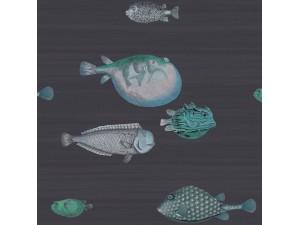 Papel pintado Cole & Son Fornasetti Senza Tempo Acquario 114-16032