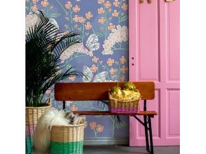 Mural Eijffinger Rice 2 Butterflies & Flowers 383620