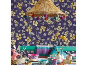 Mural Eijffinger Rice 2 Poetic Wall Flower 383615