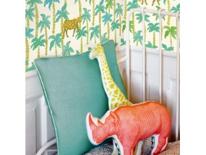 Mural Eijffinger Rice 2 Palm Trees 383606