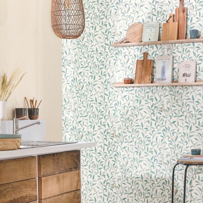 Papel pintado Caselio Green Life Sweet GNL101716023
