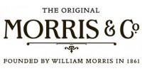 Morris & co papel pintado