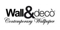 WALL&DECO Contemporary Wallpaper / papel pintado