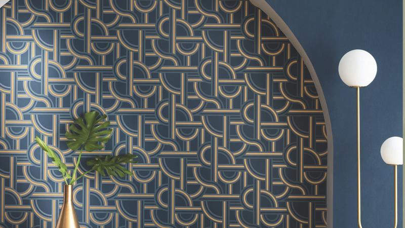 Papel pintado Labyrinth de Caselio