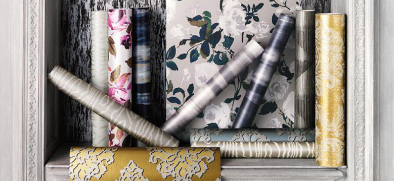 BLACK EDITION WALLCOVERING