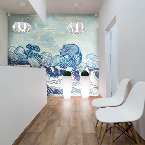 Mural Van Gogh 2 de BN 200332