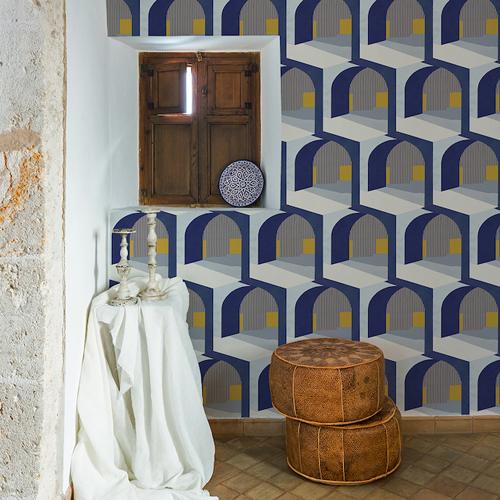 Papel pintado Mallorca 8400041
