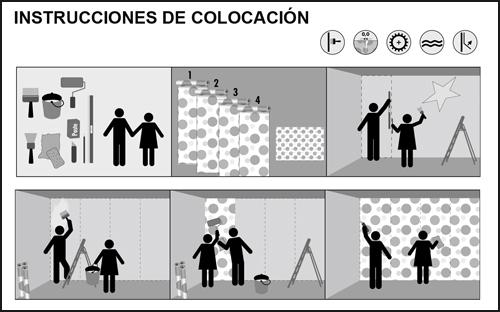 Instrucciones de colocación