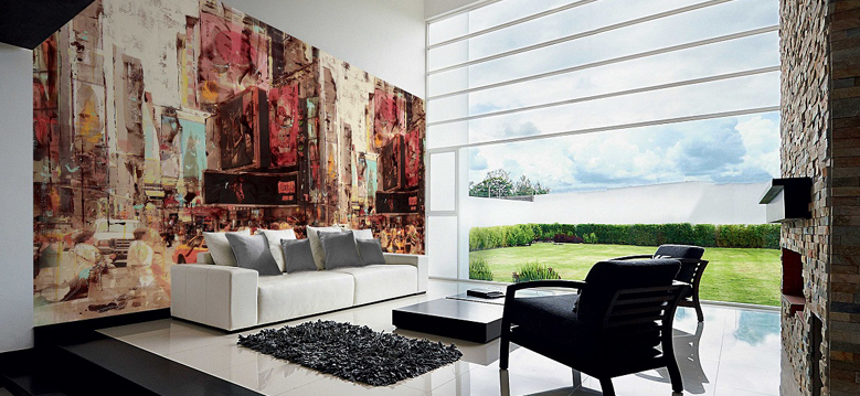 Papeles decorativos para pared papeles pintados - Papeles decorativos de pared ...