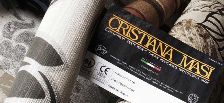 Cristiana Masi Wallcovering