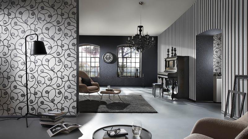 Papel pintado Style House de Kemen