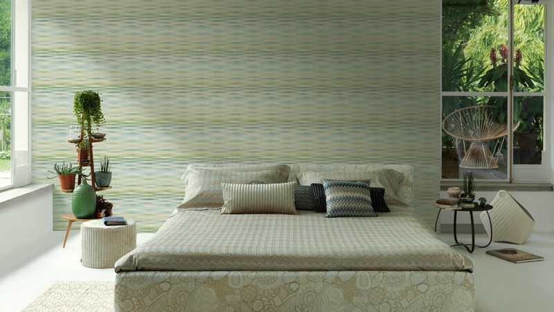 Papel pintado Wallcoverings 01 de Missoni Home