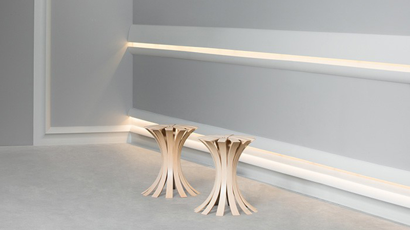Cornisas iluminación indirecta Orac Decor