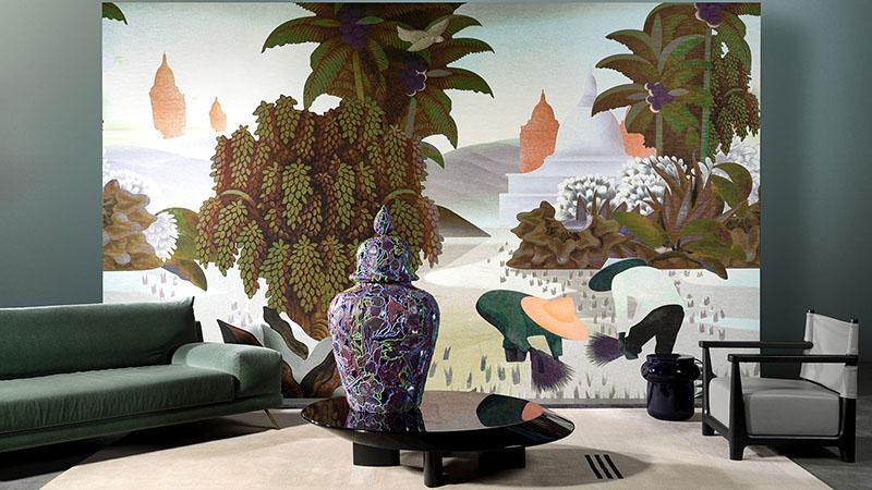 Papel pintado Decors & Panoramiques de Arte International