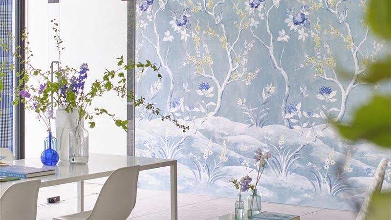 Papel pintado Scenes and Murals II de Designers Guild