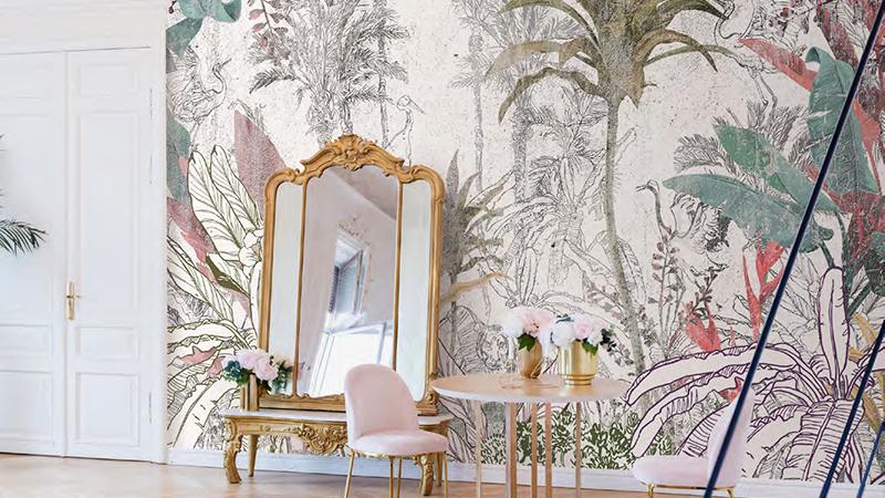 Murales decorativos FDC 2023
