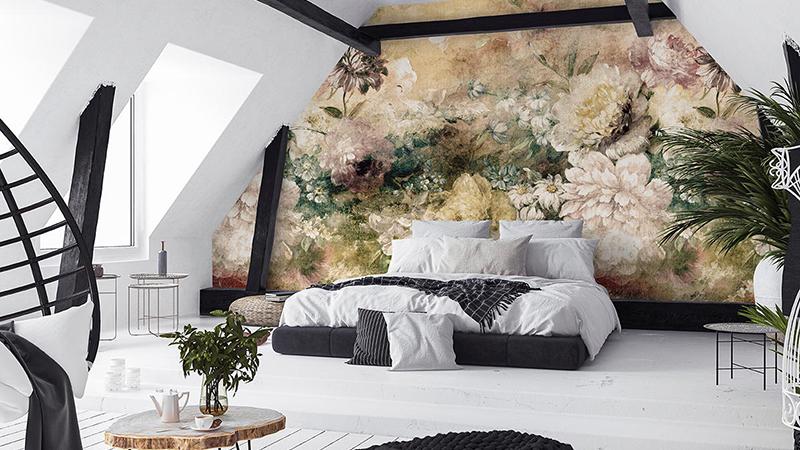 Papel pintado y Murales Textures & Murals de Saint Honoré
