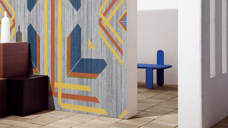 Murales Wall & Deco Contemporary Wallpaper 2020