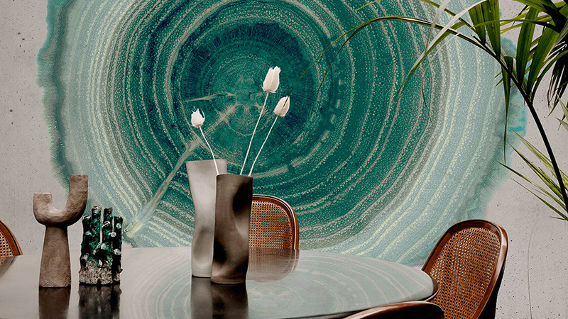 Murales Wall & Deco Contemporary Wallpaper 2021