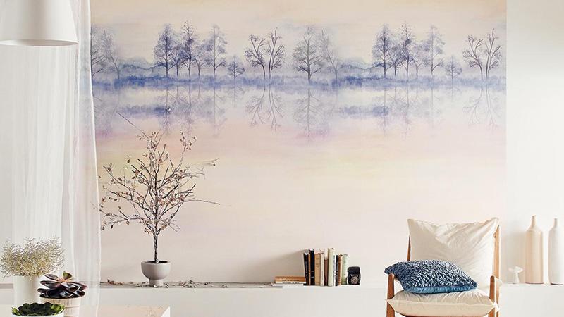 Murales decorativos Beauty Full Image de Casadeco