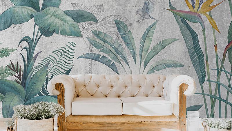 Murales decorativos Essentials de PD