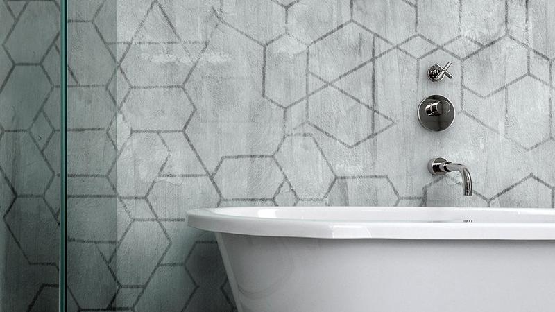 Murales decorativos Wet System 2014 de Wall&Decò