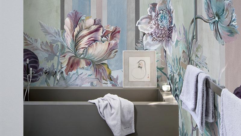 Murales decorativos Wet System 2018 de Wall&Decò