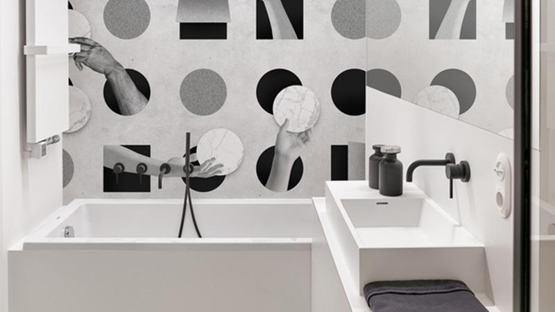 Murales decorativos Wet System 2020 de Wall&Decò