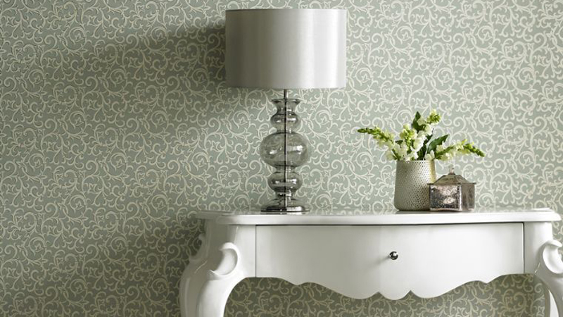 Papel pintado Avington de 1838 Wallcoverings