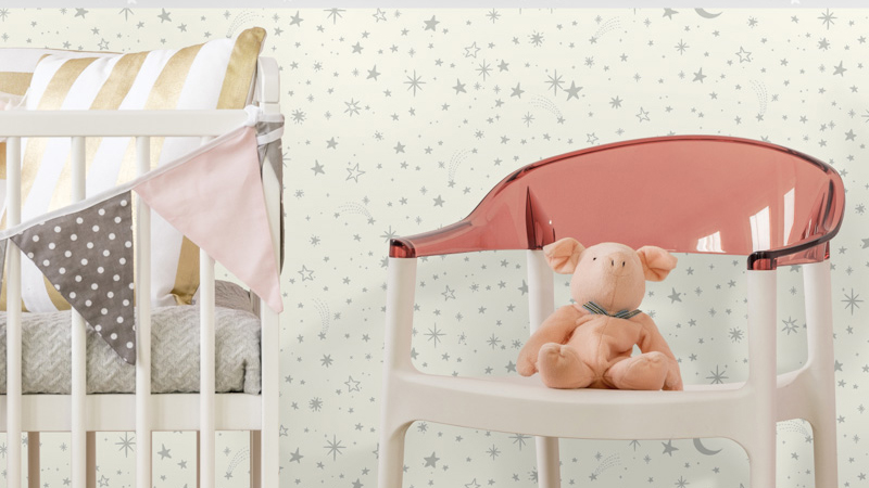 Papel pintado infantil Young at Heart de York