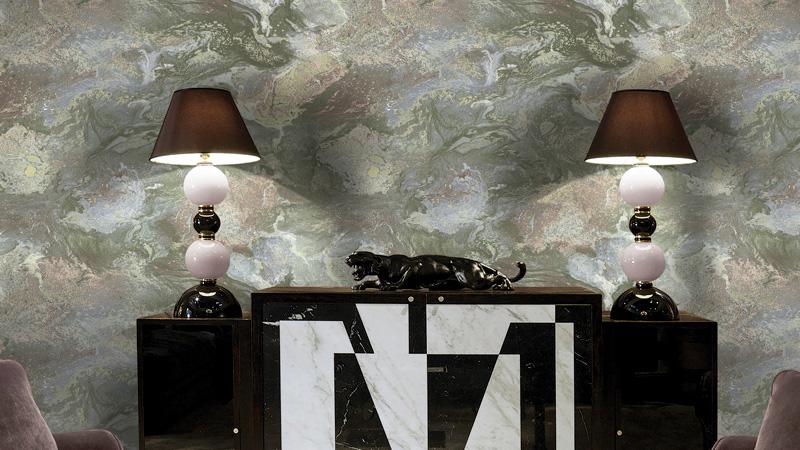 Papel pintado Carrara 2 de Emiliana Parati