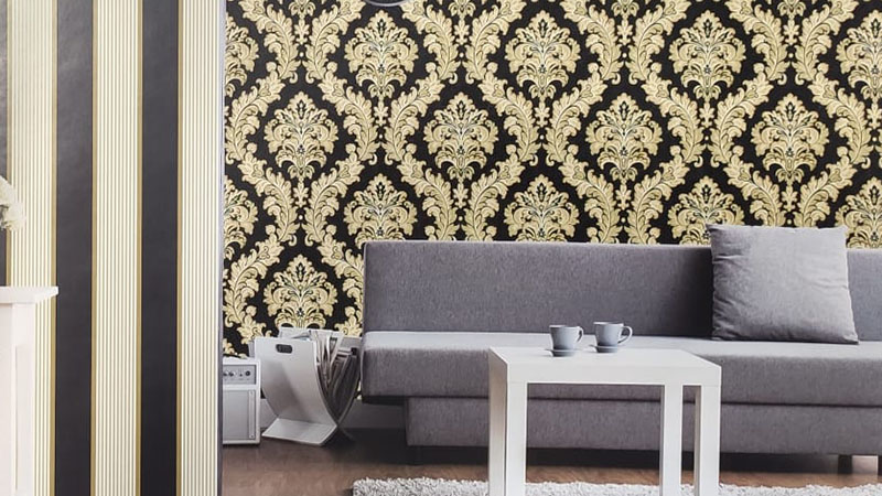 Papel pintado Journey II de Kemen Wallcoverings