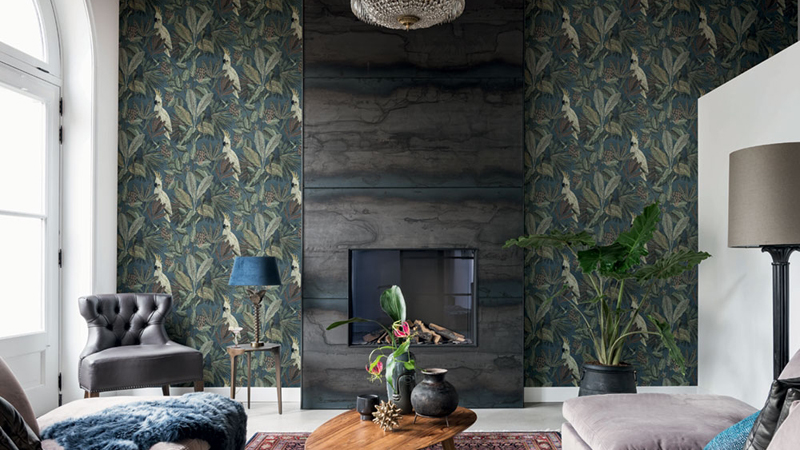 Papel pintado Amazonia de BN Wallcoverings