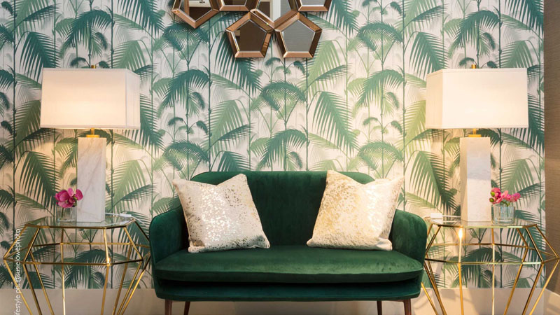Papel pintado Contemporany Restyled de Cole & Son