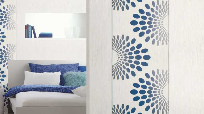 Papel pintado Home Concepts de Colowall
