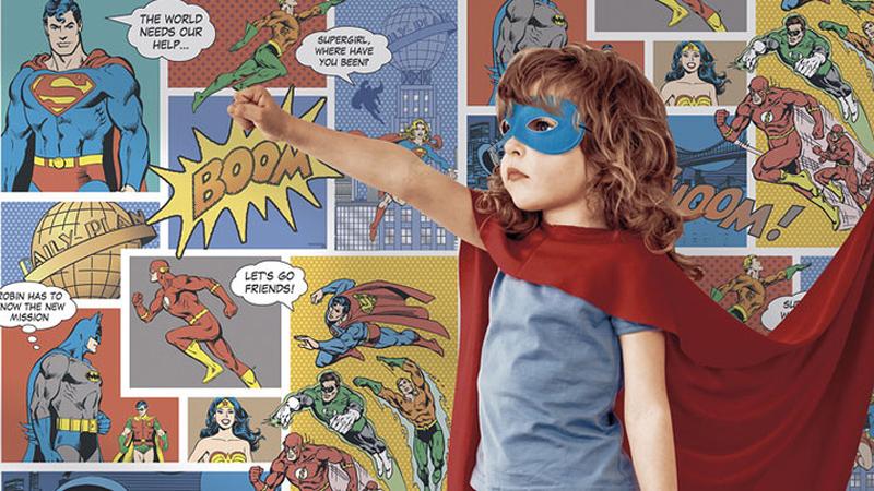 Papel pintado Comics & More de Galerie