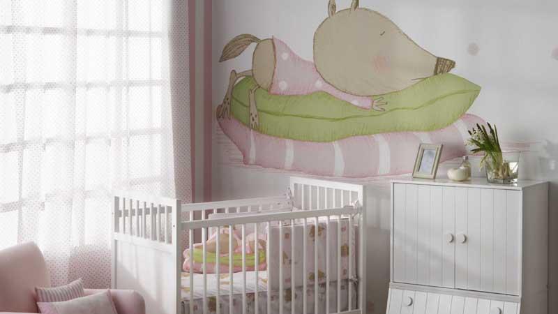 Murales infantiles de Coordonné