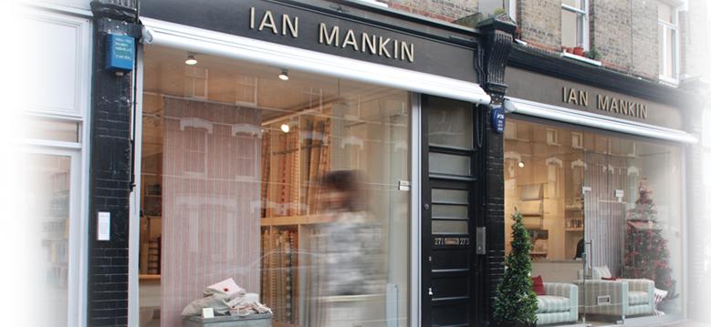 Papel pintado Ian Mankin