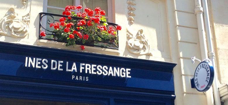 Papel pintado Ines de la Fressange Paris