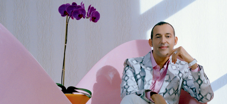 Karim Rashid Wallcovering
