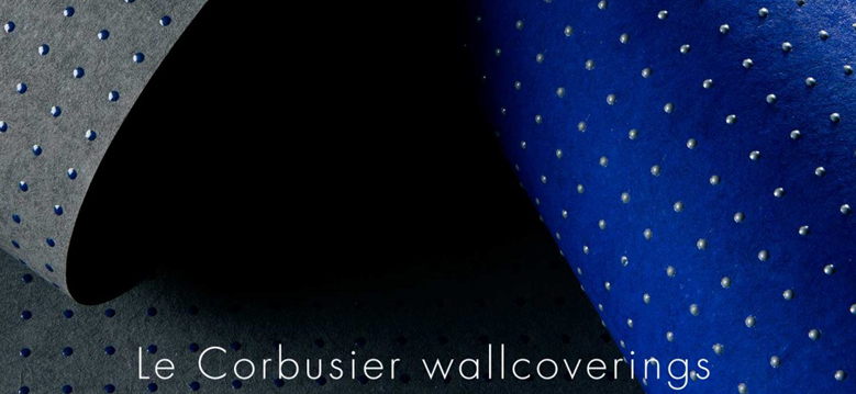 Le Corbusier Wallcovering