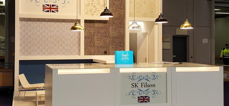 Papeles pintados SK Filson