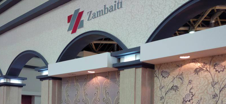 ZAMBAITI WALLCOVERING