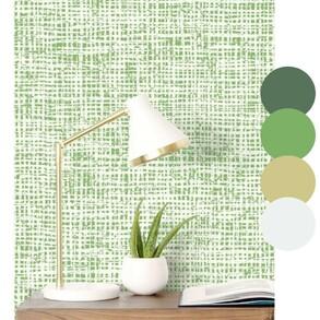 Las texturas son un complemento ideal para vestir esa pared que no sabemos con que rellenar, además las opciones son infinitas. Texturas que imitan tejidos, texturas con relieves y de todos los colores!  Esta particularmente nos encanta, es sencilla y aporta mucha luz y frescura a la estancia  📍Anthology Resource DB10304  #papelpintado #papeldecorativo #papelpintadoverano #decorcion #papelpintadotextura #interiordesign #inspiracion