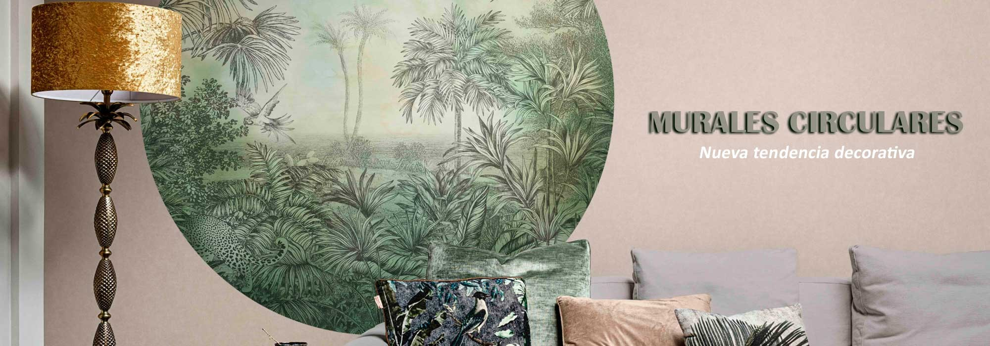 Murales de Pared de Plantas