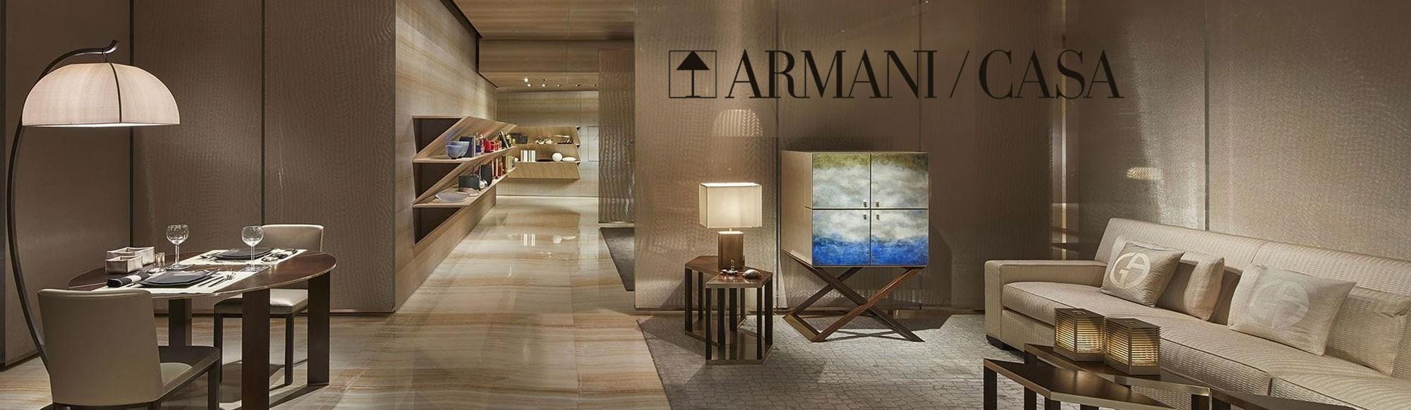 Papeles pintados Armani Casa